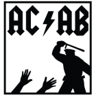 Наклейка «ACAB»