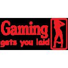 Наклейка «Gaming - GYL»