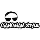 Наклейка «Gangnam Style v4»