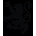 Наклейка «Шотландский Лев»