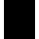 Наклейка «Мьёльнир Молот Тора v2»
