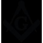 Наклейка «Масонская Ложа»
