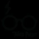 Наклейка «Team Potter»