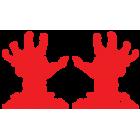 Наклейка «Zombie Hands»