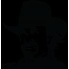 Наклейка «Чак Норрис v2»