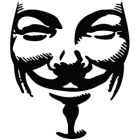 Наклейка «Guy Fawkes»