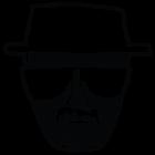 Наклейка «Heisenberg»