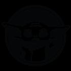 Наклейка «Baby Yoda»