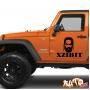 Наклейка «Xzibit»