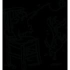 Наклейка «Кот Саймона v16»
