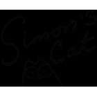 Наклейка «Кот Саймона v18»
