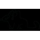 Наклейка «Кот Саймона v7»