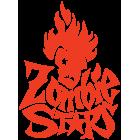 Наклейка «Череп ZS»