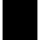 Наклейка «Парашютист v15»