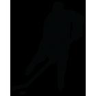 Наклейка «Хоккеист v7»