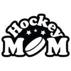 Наклейка «Hockey Mom v2»