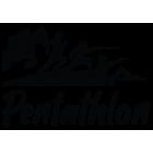 Наклейка «Пентатлон»