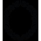 Наклейка «Герб УНР»